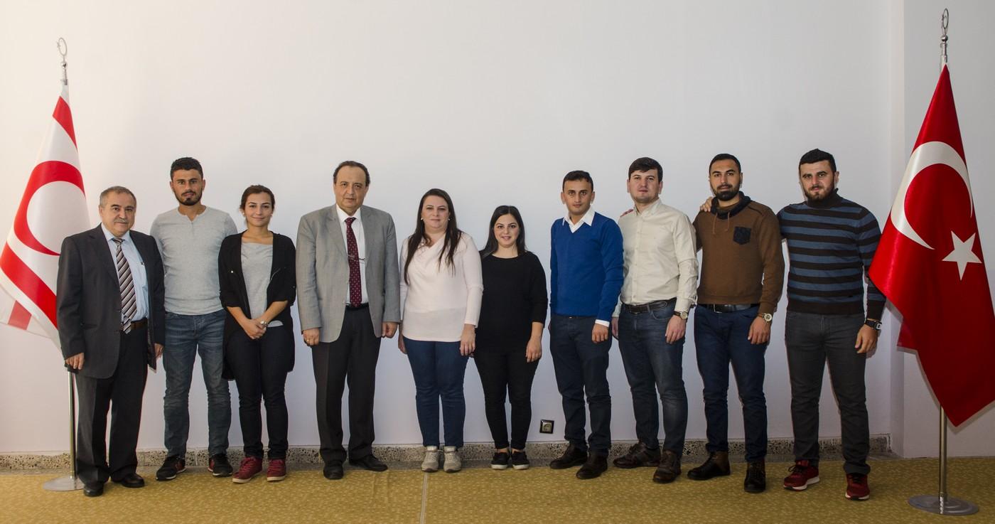 KKTC'li Öğrenciler ESOGÜ ve UKİD İşbirliğiyle Eskişehir'de Misafir Edildi