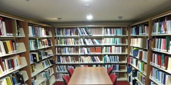 5 lirayla gelen okul kütüphanesi