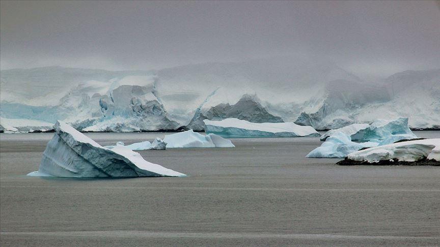 'Antarktika'daki buz kopmasının iklim değişikliğiyle ilgisi yok'