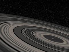 'Süper Satürn' keşfedildi
