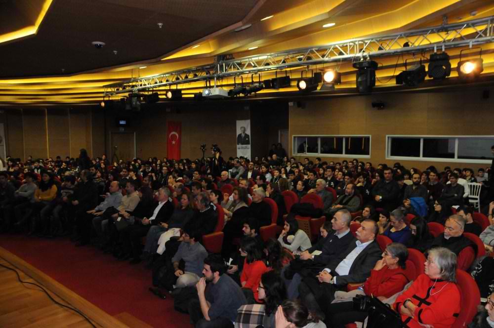 Boğaziçi Üniversitesi'nin halka açık dersleri başladı