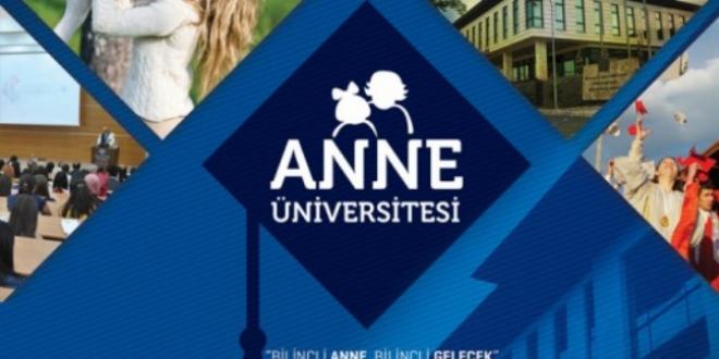 'Anne Üniversitesi'nde anne adaylarına eğitim verilecek