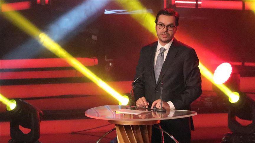TRT 'Geleceğin İletişimcilerini' ödüllendirdi