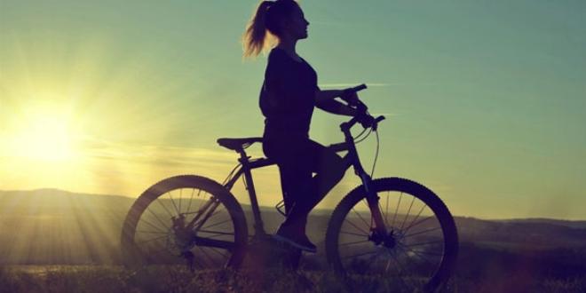 Merve öğretmen 3 bin kilometreyi bisikletiyle gidecek