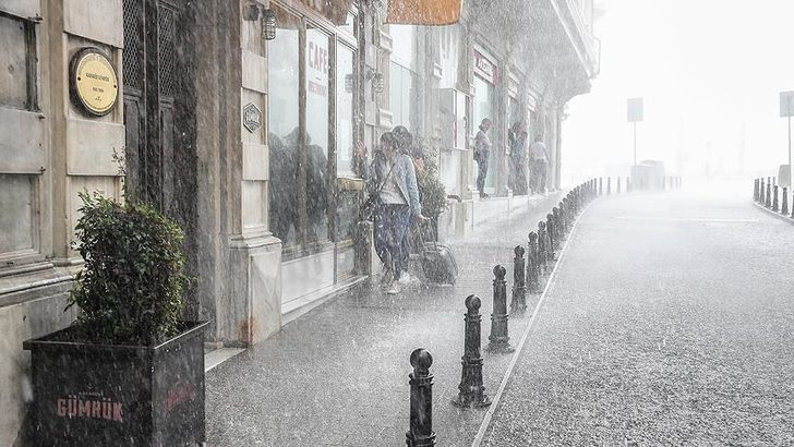 Hafta sonu hava nasıl? Meteoroloji'den yağış uyarısı