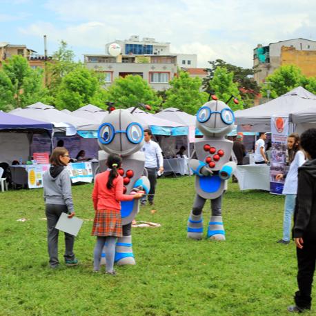 Festival tadında 'Bilim Şenliği'