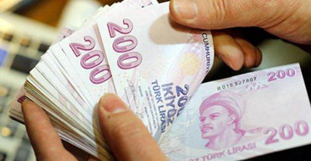 Öğretmene, polise en az bin lira ikramiye fırsatı