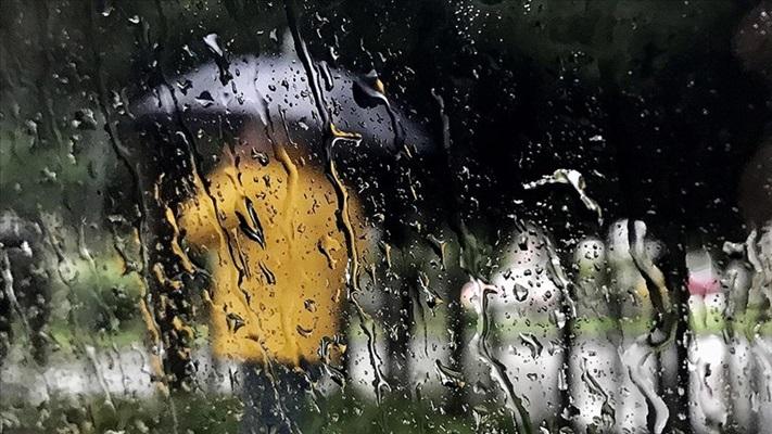 Meteorolojiden bazı bölgeler için kuvvetli sağanak uyarısı