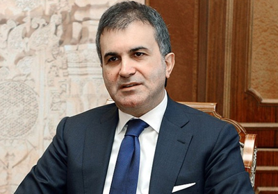 Kültür Bakanı Ömer Çelik'ten 'Bakur' Açıklaması