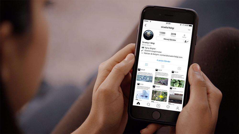 Instagram'da takipçi nasıl kazanılır?