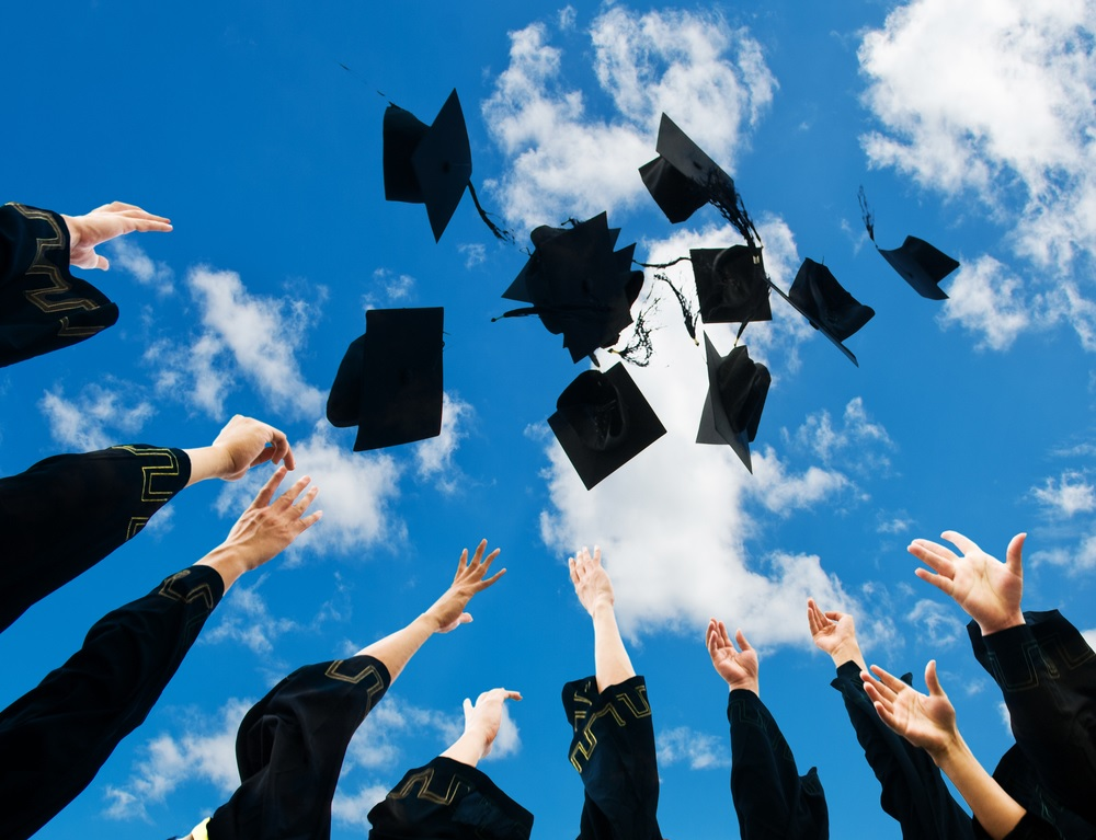İstanbul Şehir Üniversitesi'nden yeni kampüste mezuniyet töreni