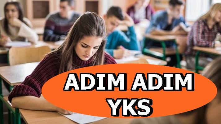 ADIM ADIM YKS