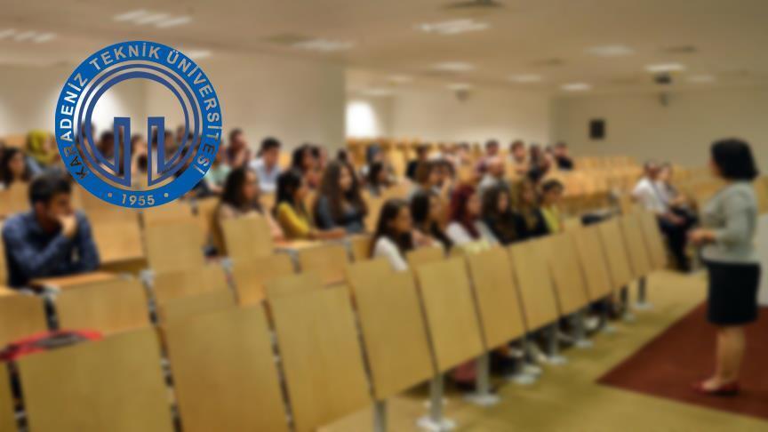 KTÜ'ye 10'u profesör 30 akademisyen alınacak