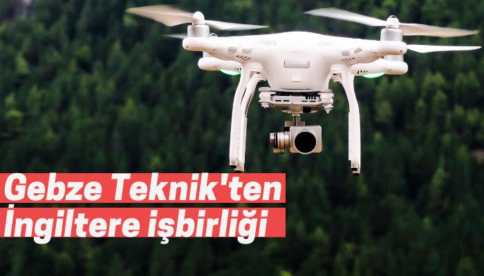 GTÜ'den drone eğitimi