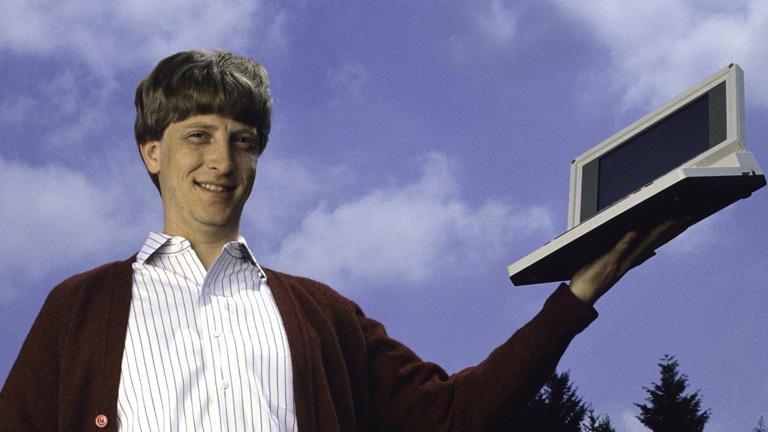 Gates, İlk Bilgisayar Programını 13 Yaşında Yapmış