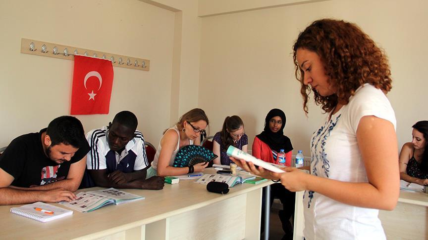 Türkiye'deki uluslararası öğrenci sayısı 125 bini aştı