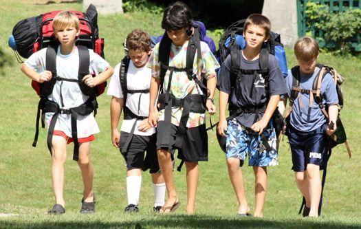 Yaz tatilinde çocuklarınızı kampa yollayın!