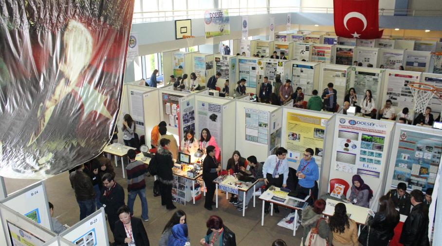 Türkiye Liselerarası Proje Yarışması Başladı