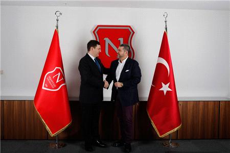 Nişantaşı Üniversitesi'nin Yeni Rektörü Prof. Dr. Kerem Alkin