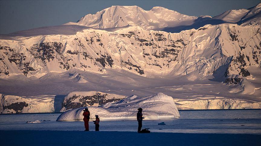Antarktika'da 'yıldız tozu' bulundu