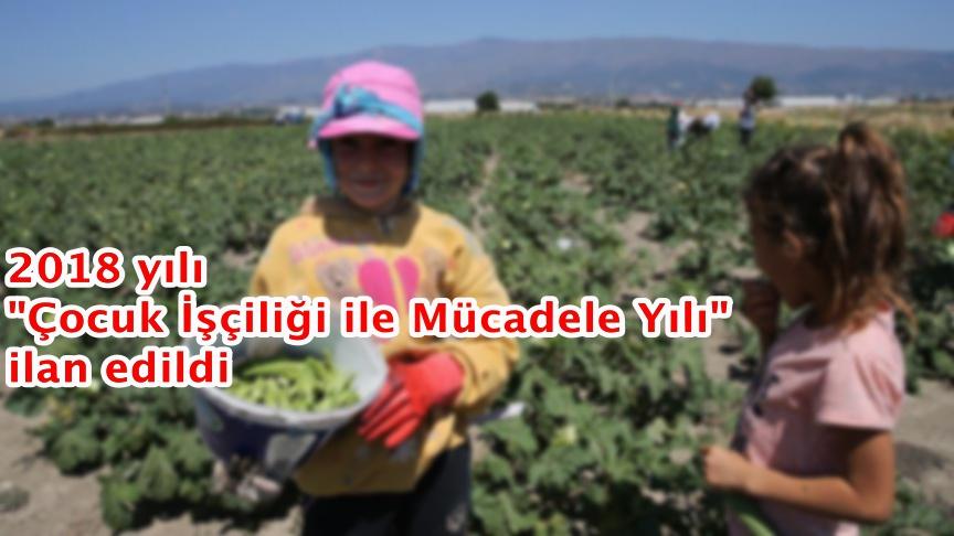 Başbakanlıktan 'çocuk işçiliği ile mücadele' genelgesi