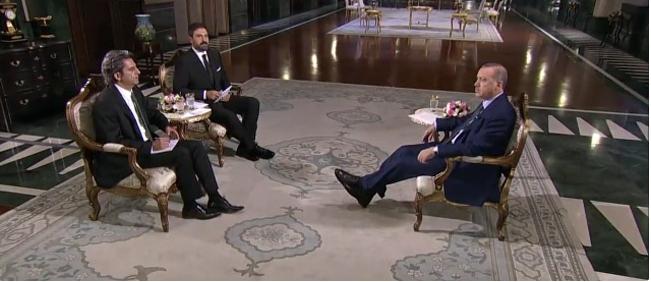 Cumhurbaşkanı Erdoğan 2010 KPSS sorusuna ne yanıt verdi?