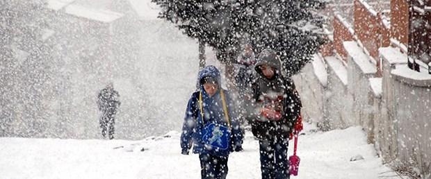 Sibirya soğukları yolda