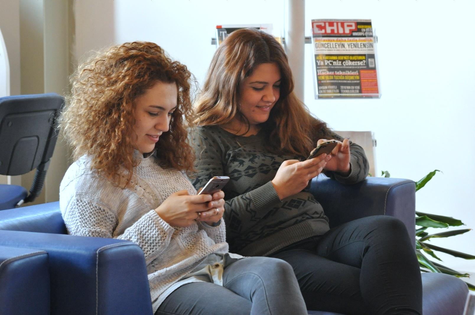 Yabancı dil eğitimine 'mobil destek'
