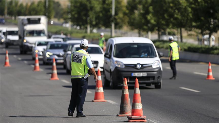 Dikkat! Trafik cezalarında yeni dönem başladı!