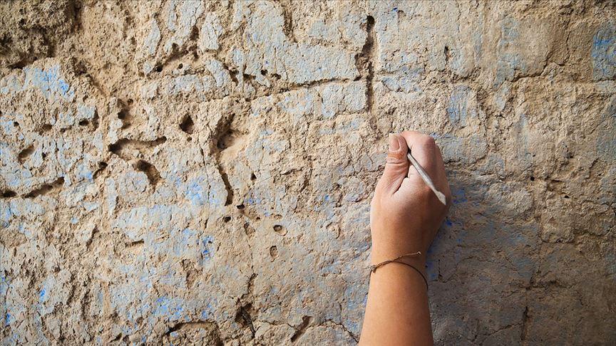 Anadolu'da ilk sentetik boyayı Urartular kullanmış