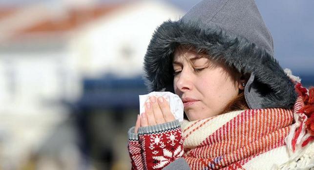 Grip alerjiyi tetikliyor