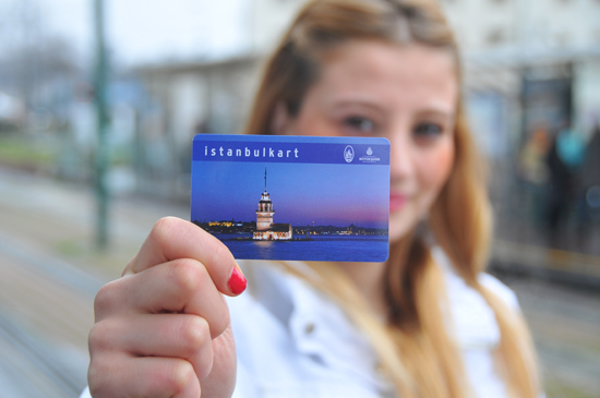 Dünyanın en iyi ulaşım kartı 'İstanbulkart'