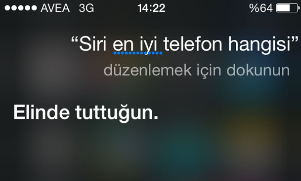 Siri'nin Verdiği En Komik Cevaplar!