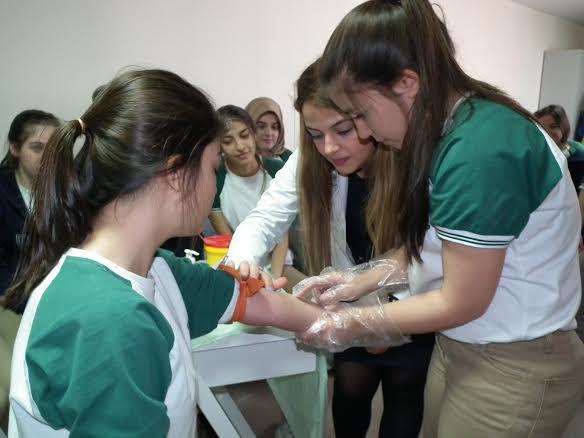 İş garantili eğitim: Sağlık