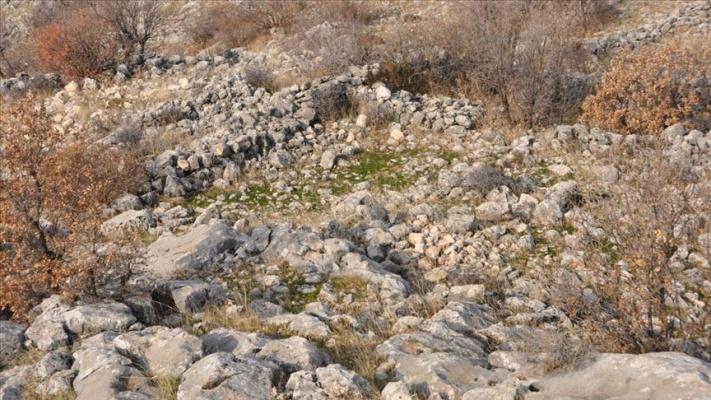 Adıyaman'da Roma dönemine ait yerleşim alanı bulundu