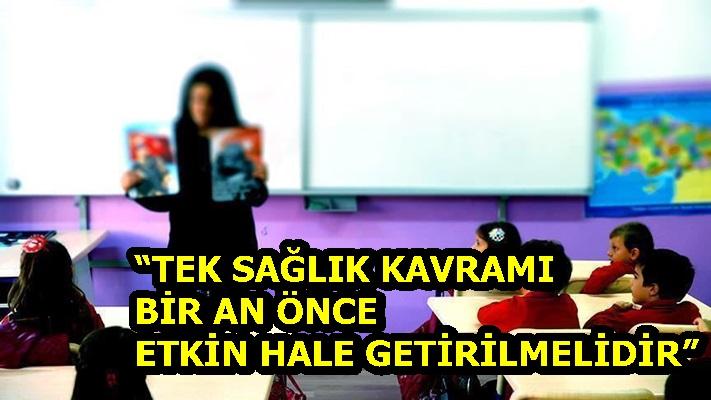 Uzaktan eğitime rağmen öğretmen ihtiyacı çok büyük!
