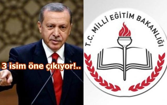 Milli Eğitim Bakanı kim olacak?