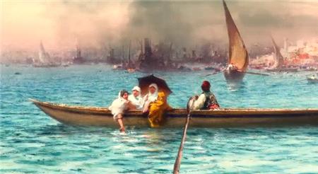 Osmanlı Tabloları 3D Teknolojiyle Canlandırıldı