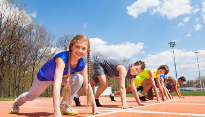 Çocukları spor ve sanatla destekleyin