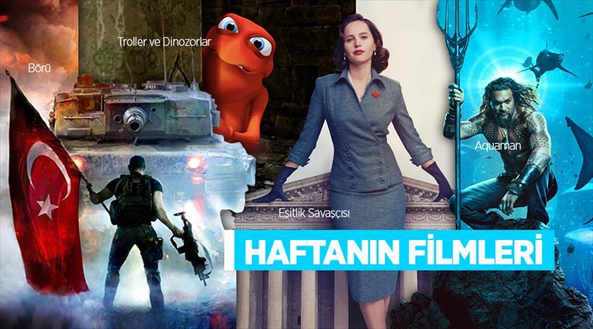 Bu hafta 11 film vizyona girecek