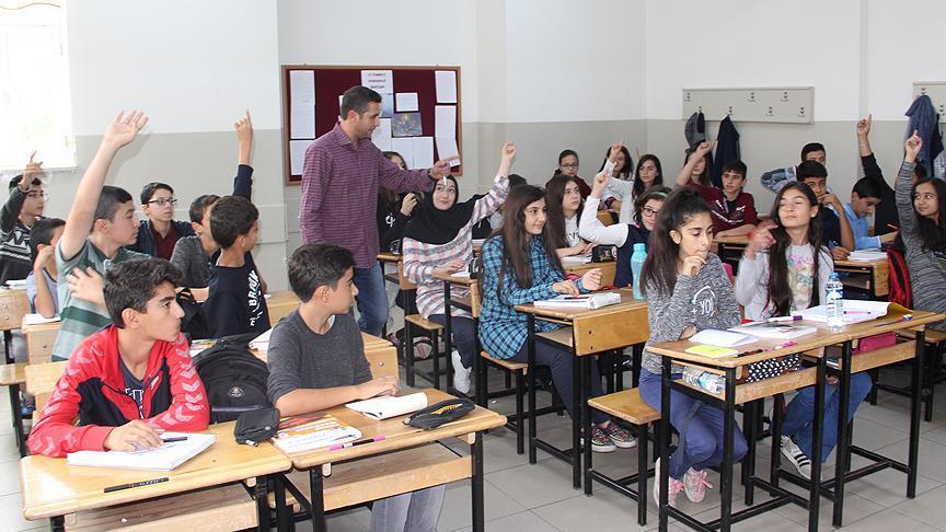 Dershanesiz eğitimde 'Erzincan modeli' TEOG'da rekor kırdı