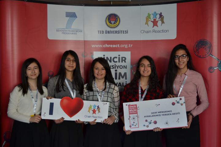 Türkiye'den Dört Bilim Projesi Bulgaristan'da