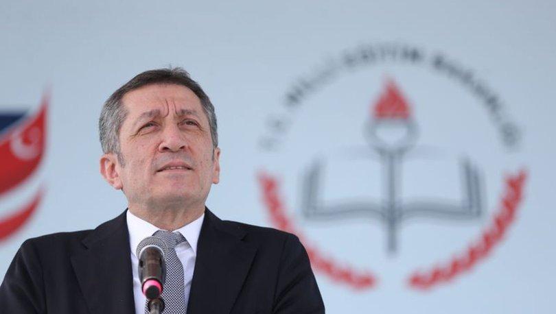 Millî Eğitim Bakanı bugün Ankara'da