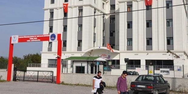 Bartın'da üniversite ve yurtlara 100 metre yasağı!