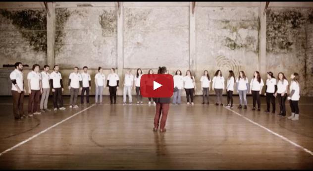 Boğaziçi Caz Korosu'ndan 'Yarınlar Bizim' Şarkısı