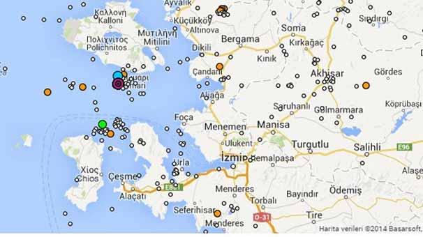 Ege Denizi Beşik Gibi Sallanıyor! Uzmanlar Uyardı