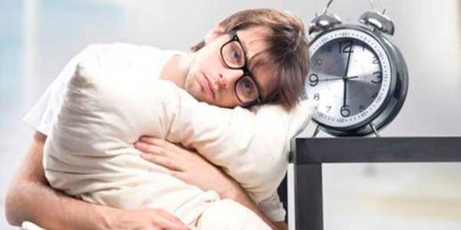 'Her 10 kişiden birinde kronik uykusuzluk var'
