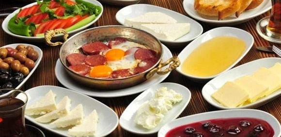 Kahvaltı et kalp krizine 'dur' de
