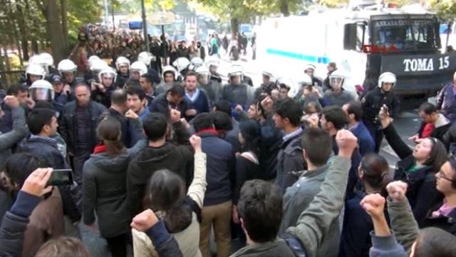 Ankara'da İki Üniversitede Eğitime Ara Verildi
