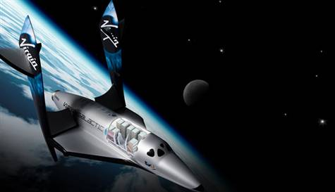 '2015'te uzaya uçacağız'